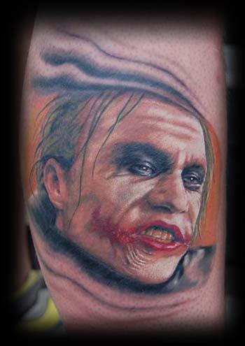 Tatuagens do Coringa do Batman (16)