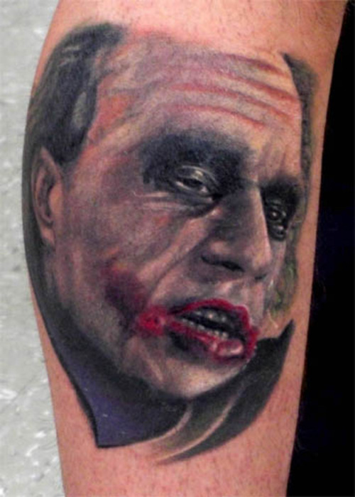 Tatuagens do Coringa do Batman (14)