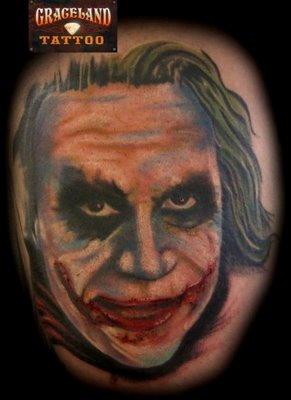 Tatuagens do Coringa do Batman (13)