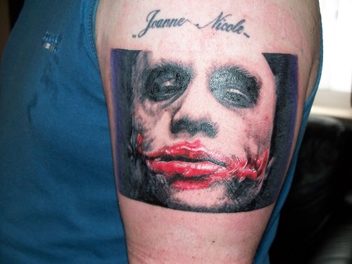 Tatuagens do Coringa do Batman (12)