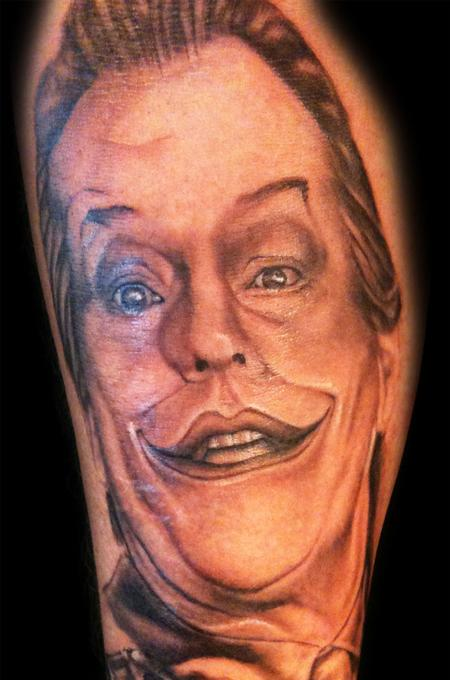 Tatuagens do Coringa do Batman (10)
