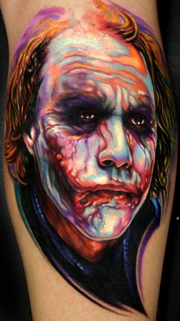Tatuagens do Coringa do Batman (9)
