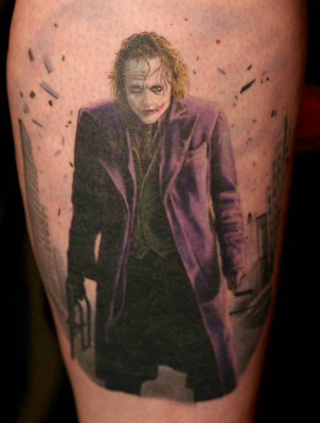Tatuagens do Coringa do Batman (6)