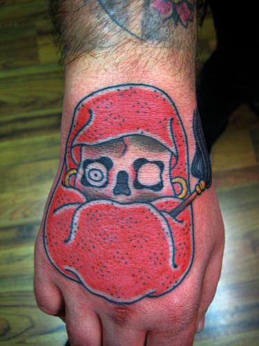 Tatuagens de bonecos de Daruma (60)
