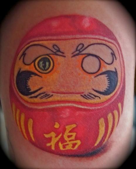 Tatuagens de bonecos de Daruma (39)