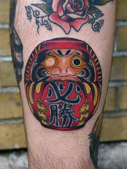 Tatuagens de bonecos de Daruma (24)