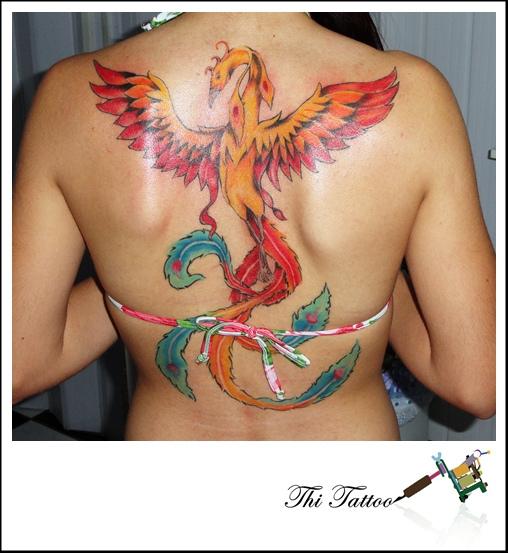 Tatuagens da Fênix (100)