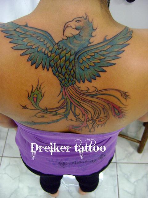 Tatuagens da Fênix (87)