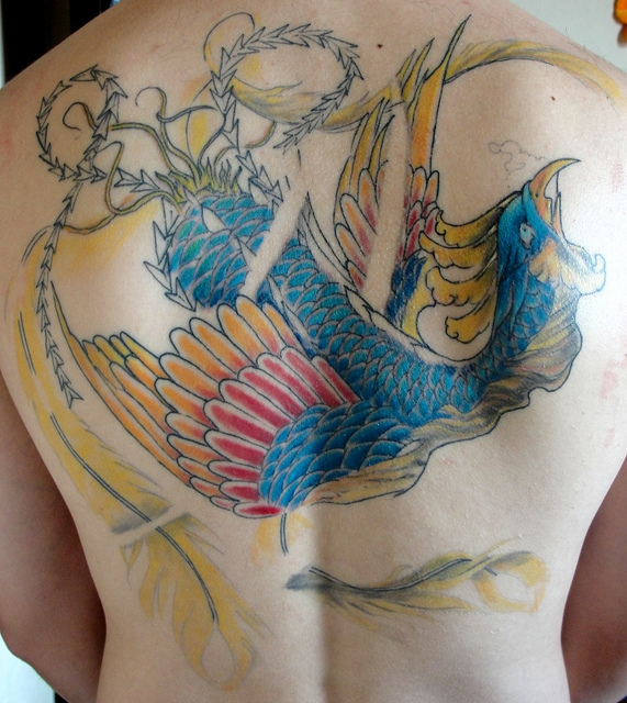 Tatuagens da Fênix (82)