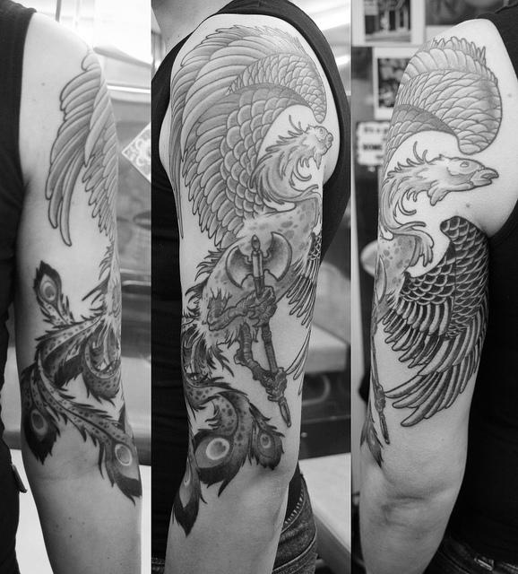 Tatuagens da Fênix (71)