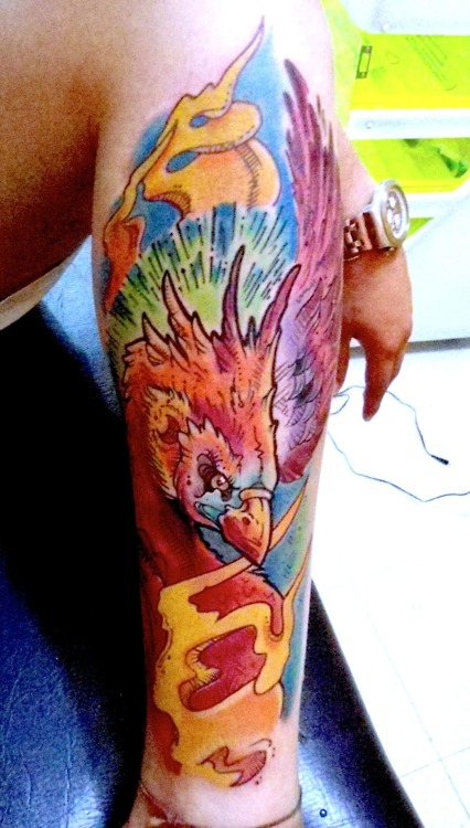 Tatuagens da Fênix (68)