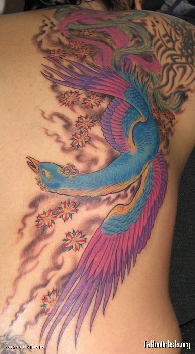 Tatuagens da Fênix (57)