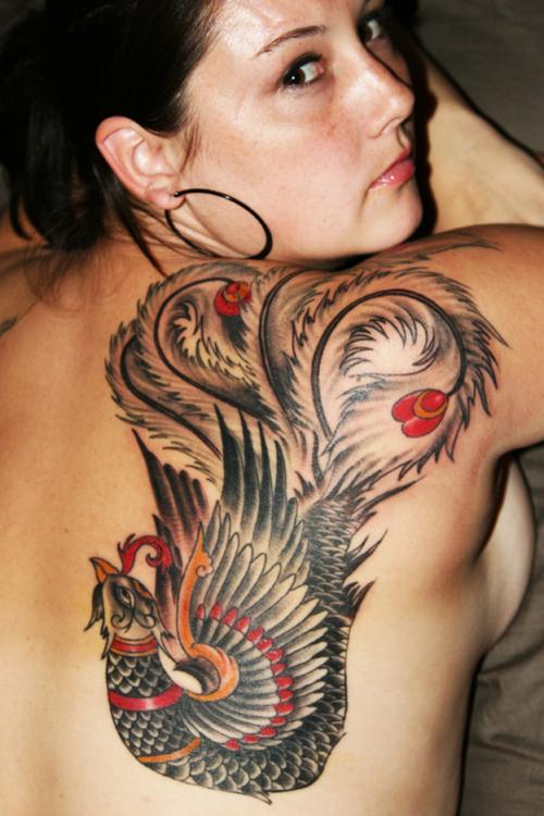 Tatuagens da Fênix (25)