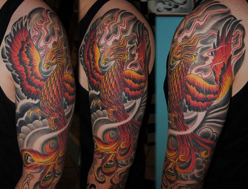 Tatuagens da Fênix (15)
