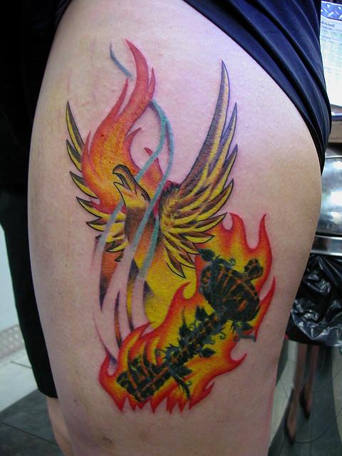 Tatuagens da Fênix (8)