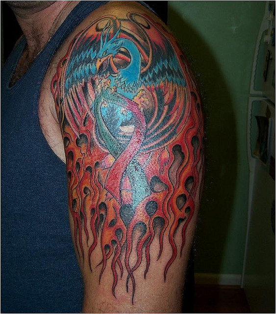Tatuagens da Fênix (7)