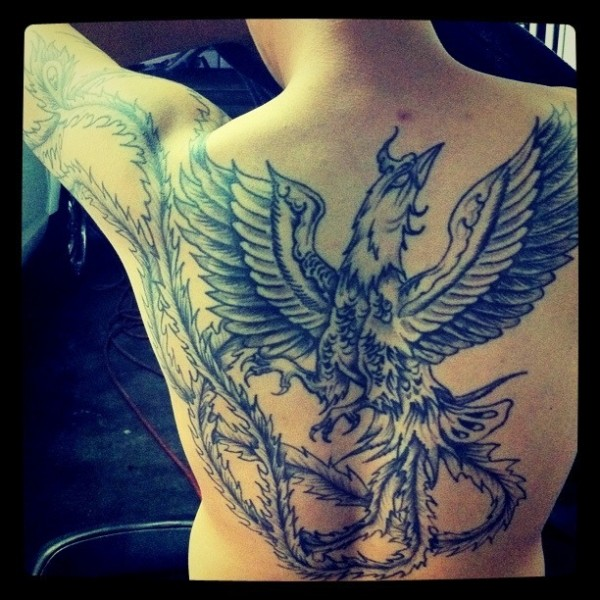 Tatuagens da Fênix (3)