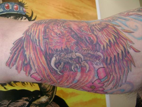 Tatuagens da Fênix (2)