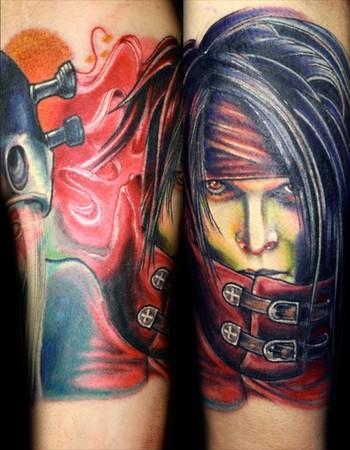 Tatuagens de Final Fantasy (42)