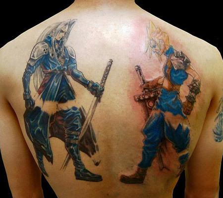 Tatuagens de Final Fantasy (34)