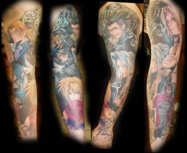 Tatuagens de Final Fantasy (31)