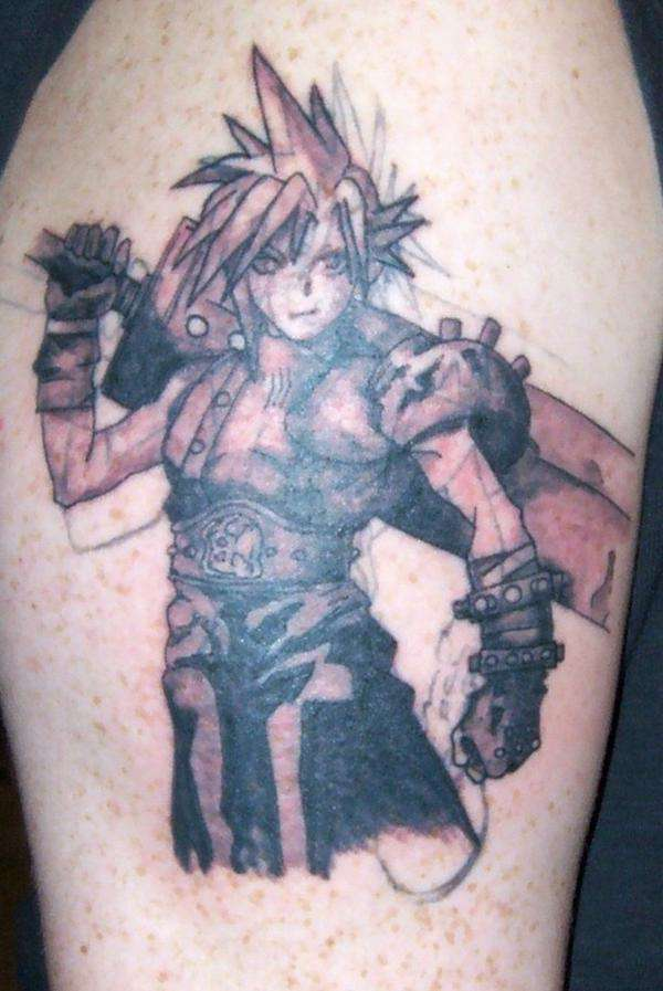 Tatuagens de Final Fantasy (26)