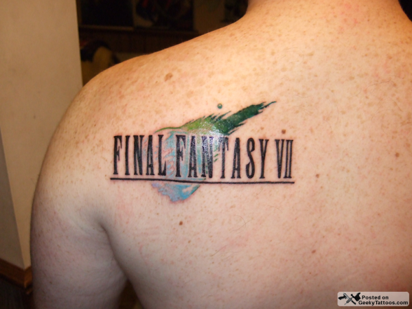 Tatuagens de Final Fantasy (17)