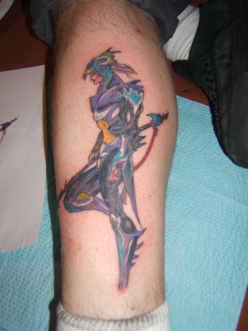 Tatuagens de Final Fantasy (15)