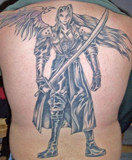 Tatuagens de Final Fantasy (12)