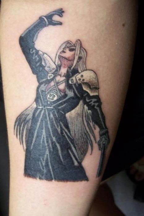 Tatuagens de Final Fantasy (11)