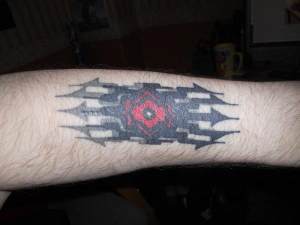 Tatuagens de Final Fantasy (7)
