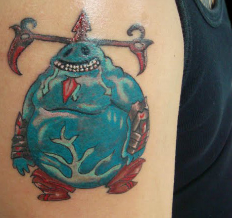 Tatuagens de Final Fantasy (5)