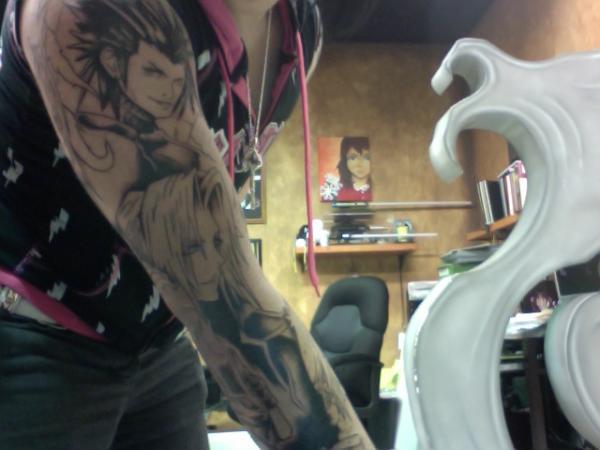 Tatuagens de Final Fantasy (3)
