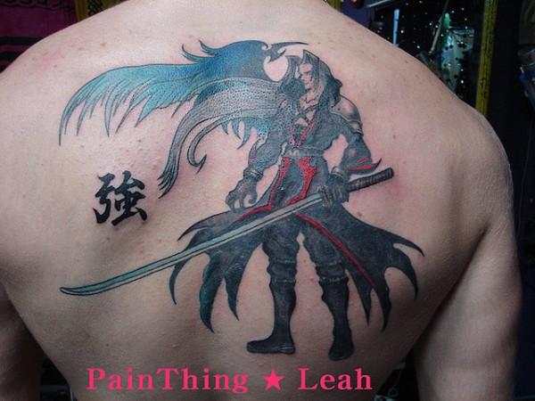 Tatuagens de Final Fantasy (1)