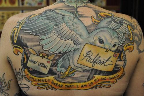 Tatuagens de Harry Potter (75)