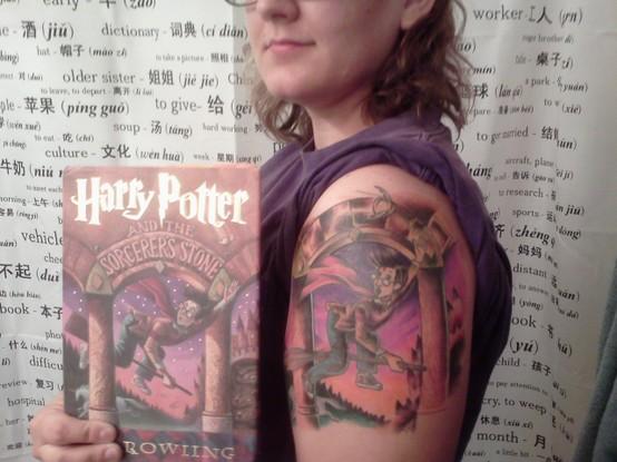 Tatuagens de Harry Potter (52)
