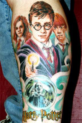 Tatuagens de Harry Potter (43)