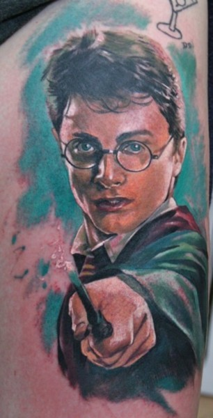 Tatuagens de Harry Potter (34)