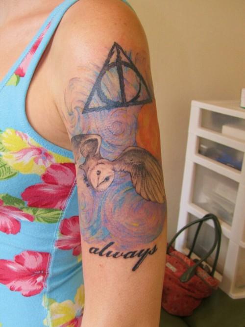 Tatuagens de Harry Potter (12)