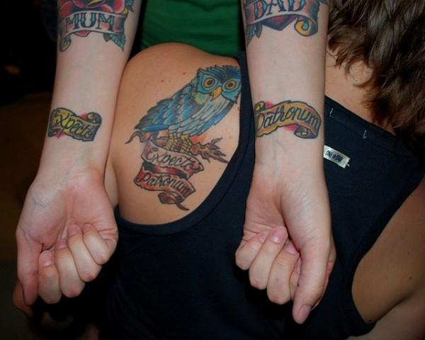 Tatuagens de Harry Potter (9)