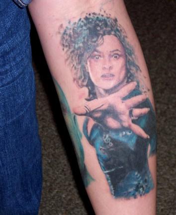 Tatuagens de Harry Potter (8)