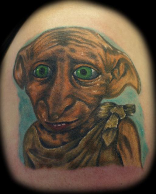 Tatuagens de Harry Potter (7)