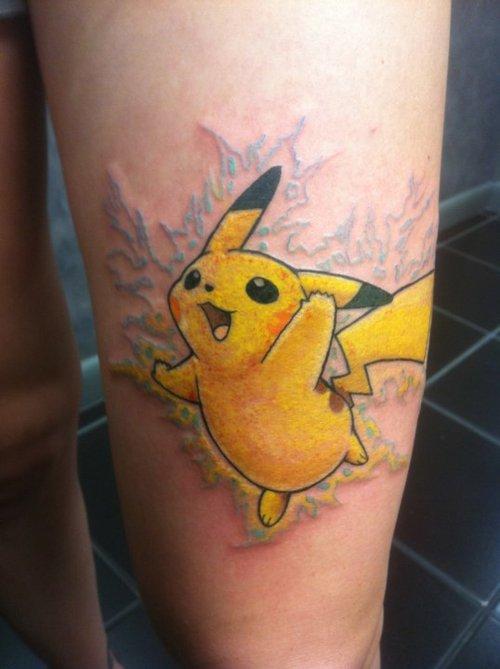 Tatuagens de Pokemon (80)