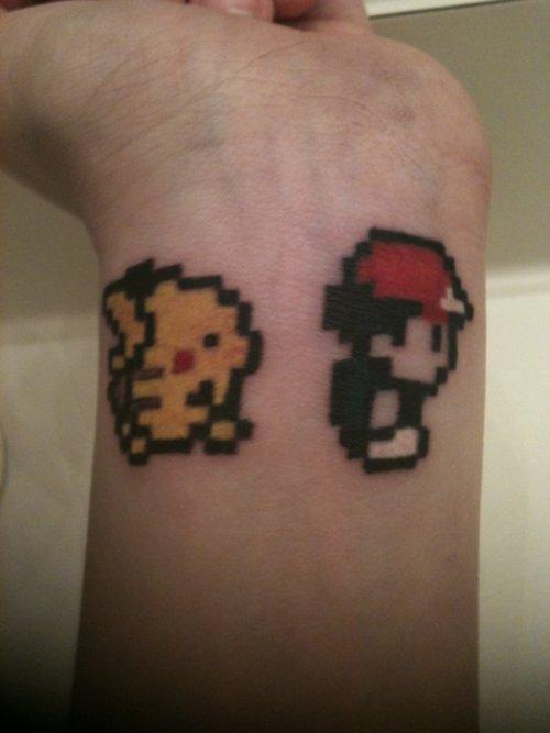 Tatuagens de Pokemon (72)
