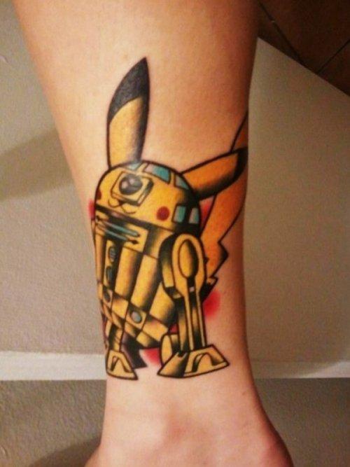 82 tatuagens inspiradas no anime pokemon for Table no 21 tattoo