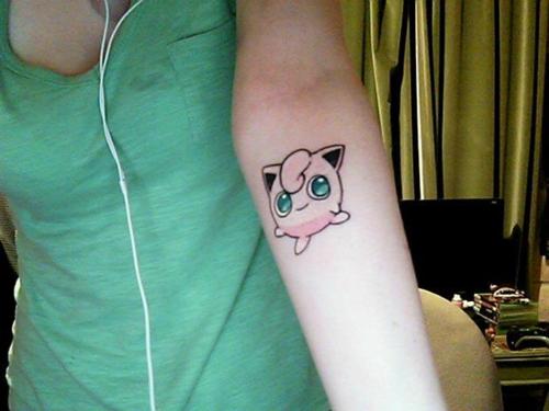 Tatuagens de Pokemon (50)
