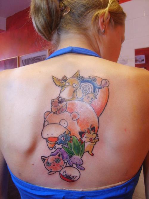 Tatuagens de Pokemon (45)