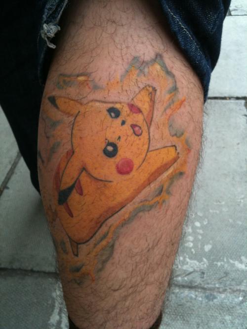Tatuagens de Pokemon (42)
