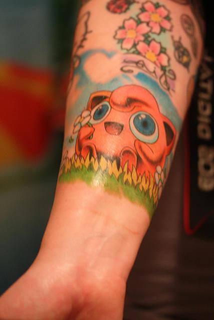 Tatuagens de Pokemon (31)