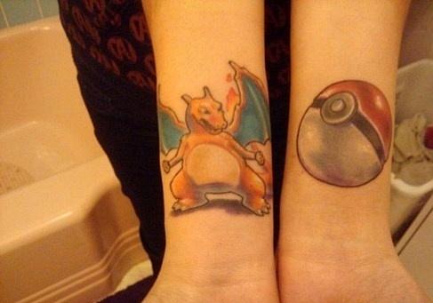 Tatuagens de Pokemon (30)